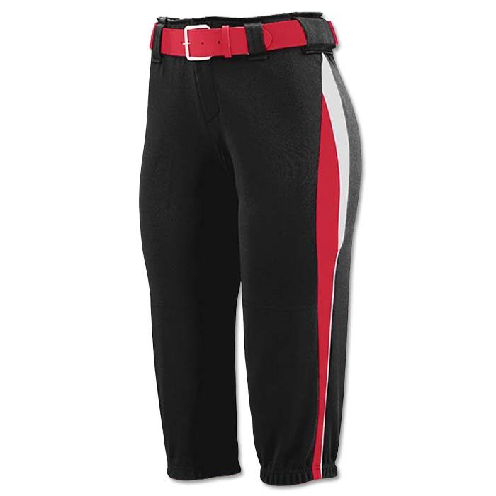 This is the Mystic Pant in Black, Red, White