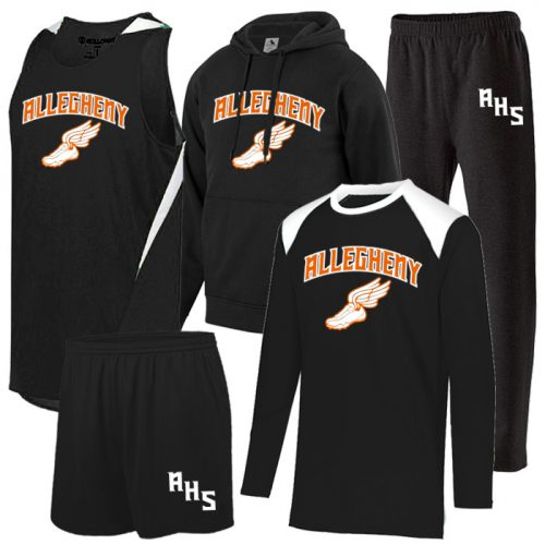 Track and Field Team Pack PR Max in Black