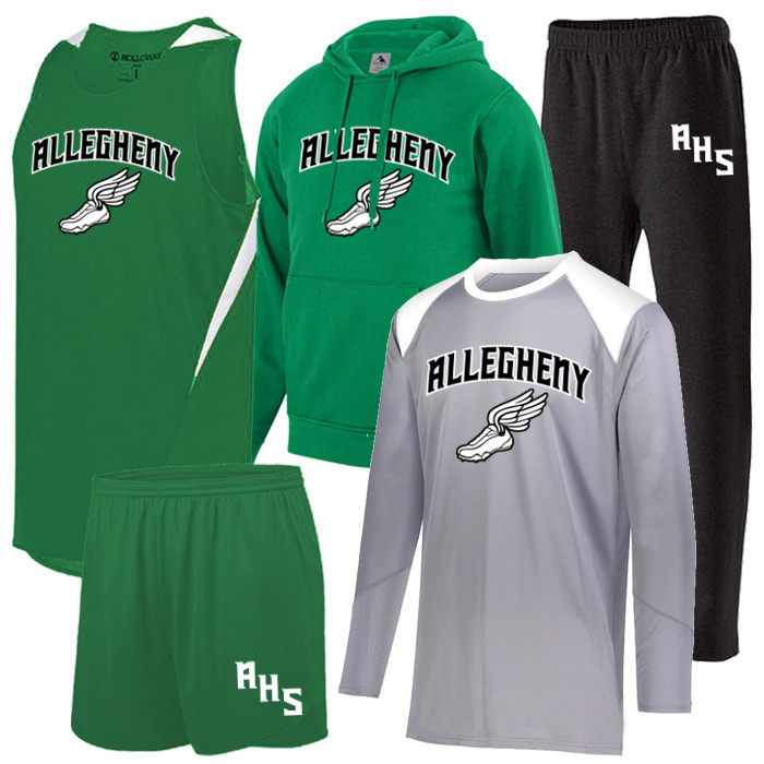 Track and Field Team Pack PR Max in Kelly Green