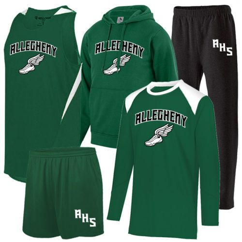 Track and Field Team Pack PR Max in Dark Green