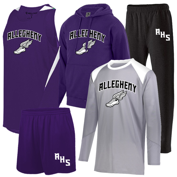 Track and Field Team Pack PR Max in Purple