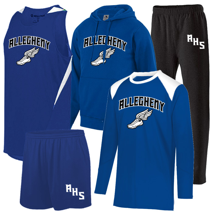 Track and Field Team Pack PR Max in Royal Blue