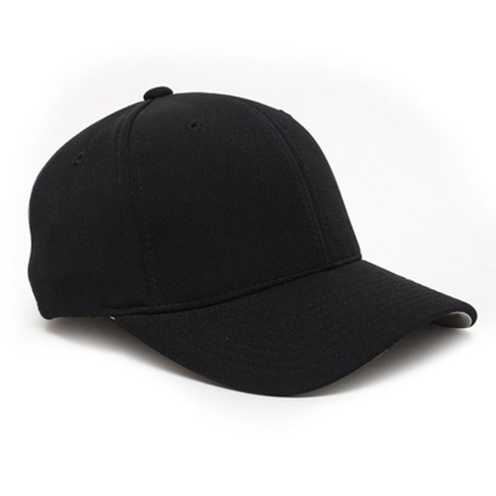 Embroidered FlexFit Performance Cap black