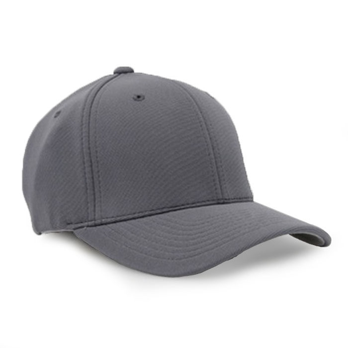 Embroidered FlexFit Performance Cap in Graphite