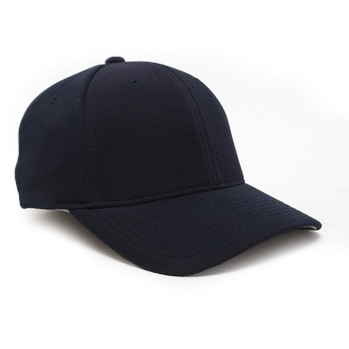 Embroidered FlexFit Performance Cap in Navy