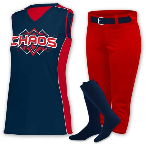 paragon softball jersey package