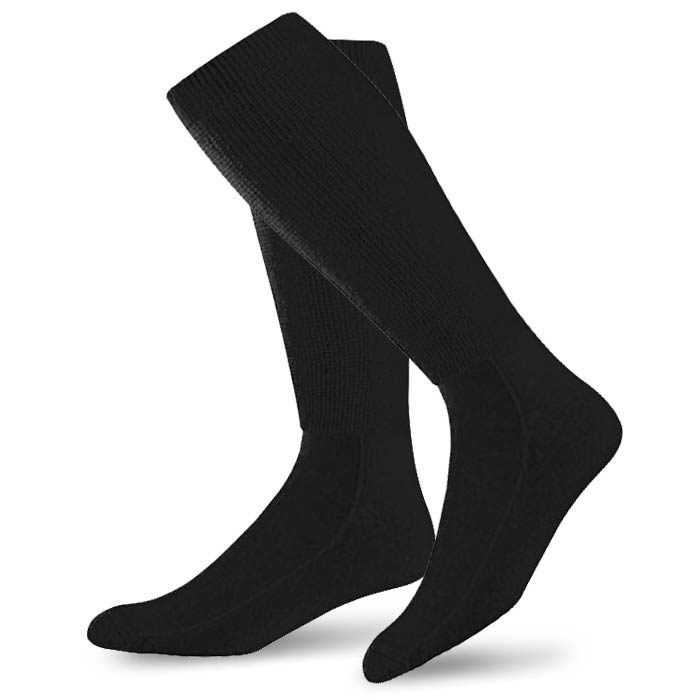 Multi Sport Performance Sock in black