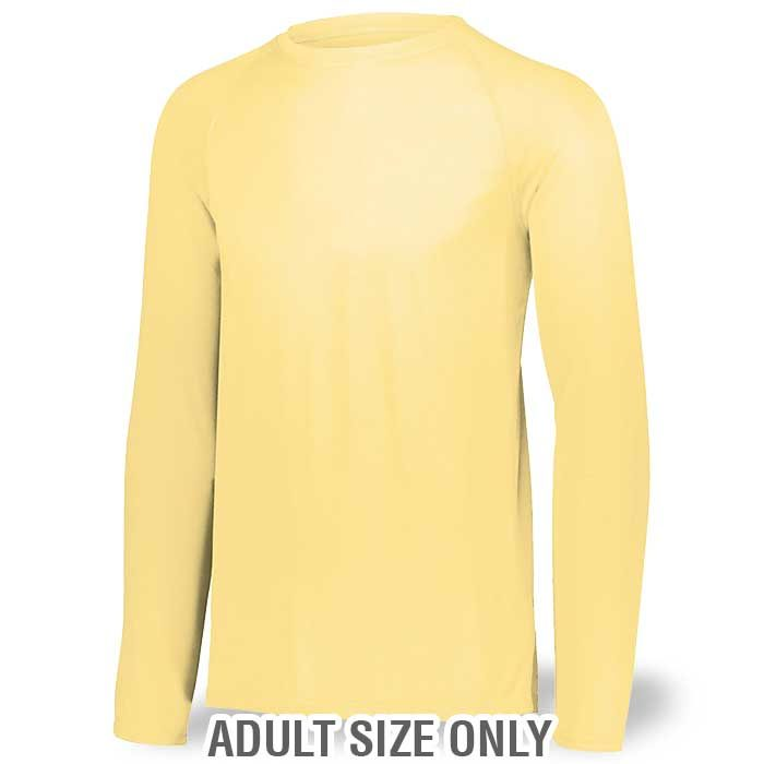 Adult Butter Long Sleeve Performance Tee LS
