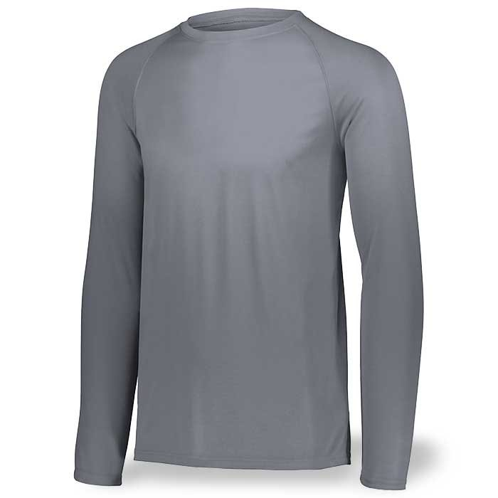 Graphite Long Sleeve Performance Tee LS