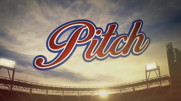 Pitch TV Show Title Card