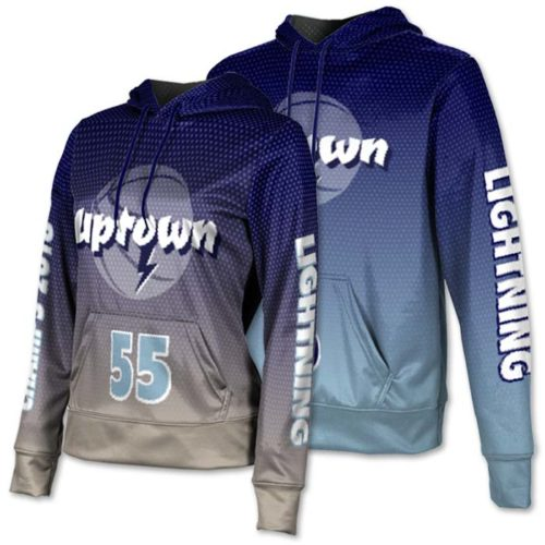 Custom Sublimated ProSphere Zoom Hoodie