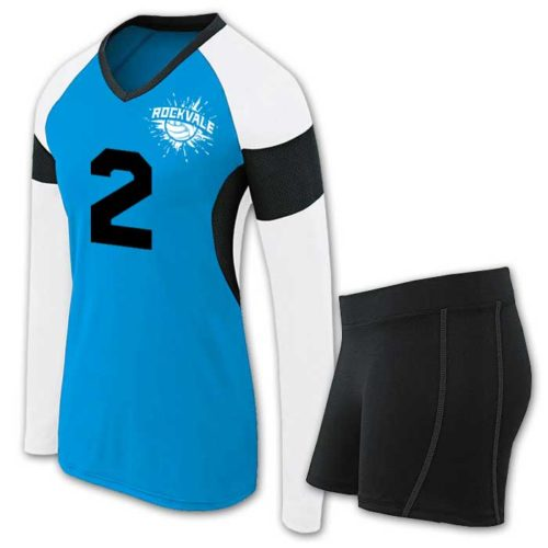 Long Sleeve Volleyball jersey