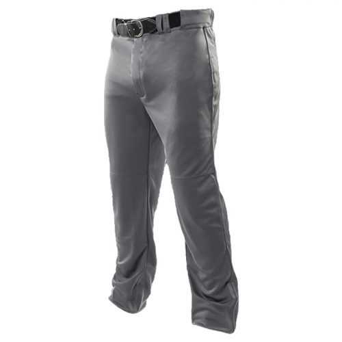 Baseball Relief Solid Pant in Graphite
