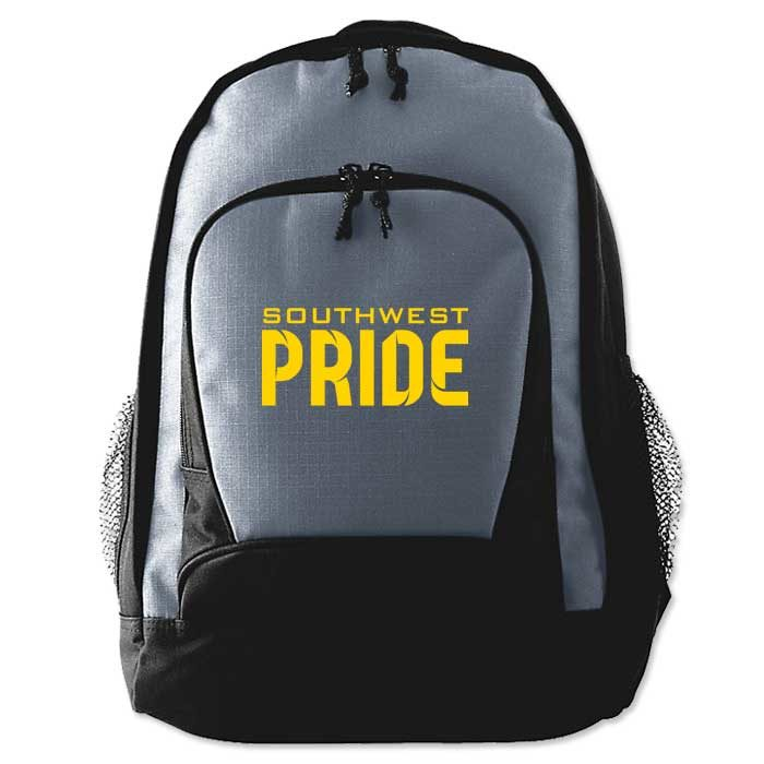 Personalized Augusta Ripstop Backpack