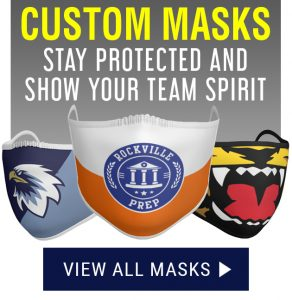 Custom Sublimated Masks