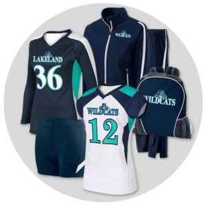 Volleyball Uniforms: Discounted package deals