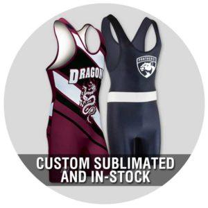 Wrestling Uniforms: Custom & In-Stock Singlets