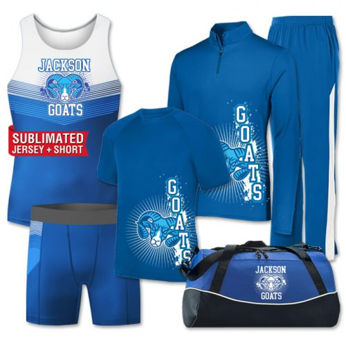 Custom Sublimated Team Pack Chromagear 10k