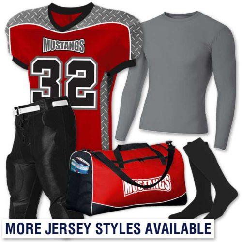 Football Uniform Team Pack Elite XO