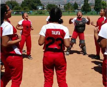 Teine Malohi Softball
