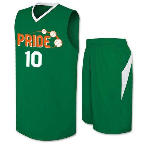 High 5 Transition Basketball Uniform