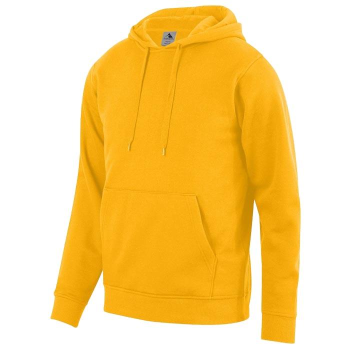 Unity Fleece Hoodie in Gold