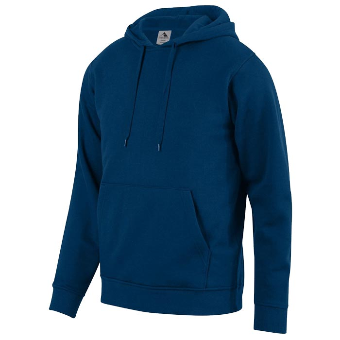 Unity Fleece Hoodie in Navy Blue