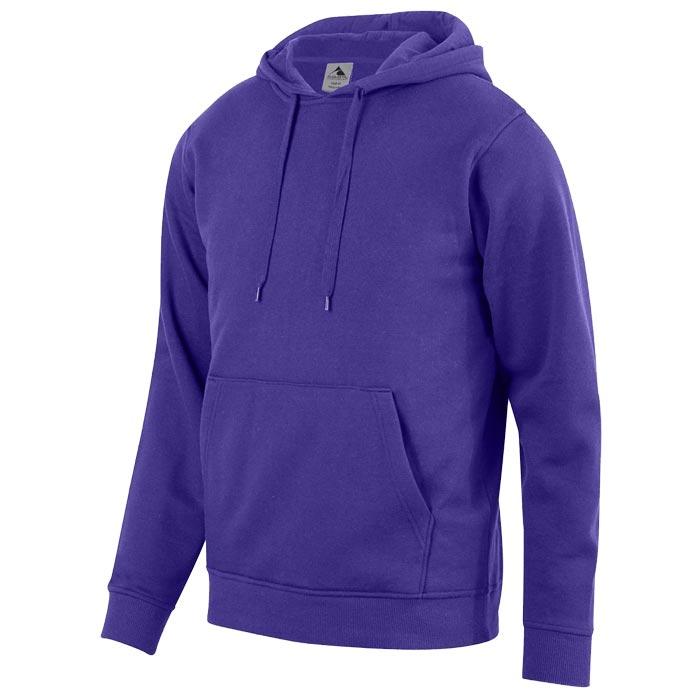 Unity Fleece Hoodie in Purple