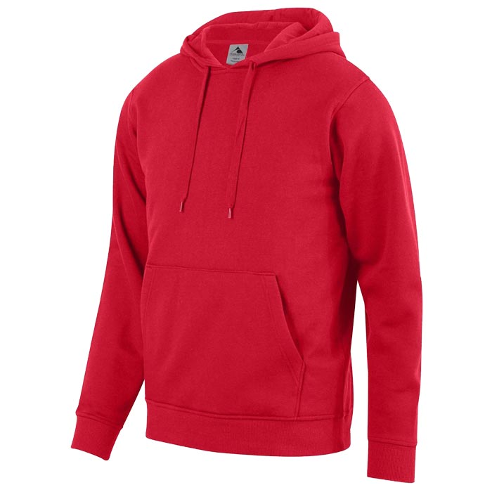 Unity Fleece Hoodie in Red