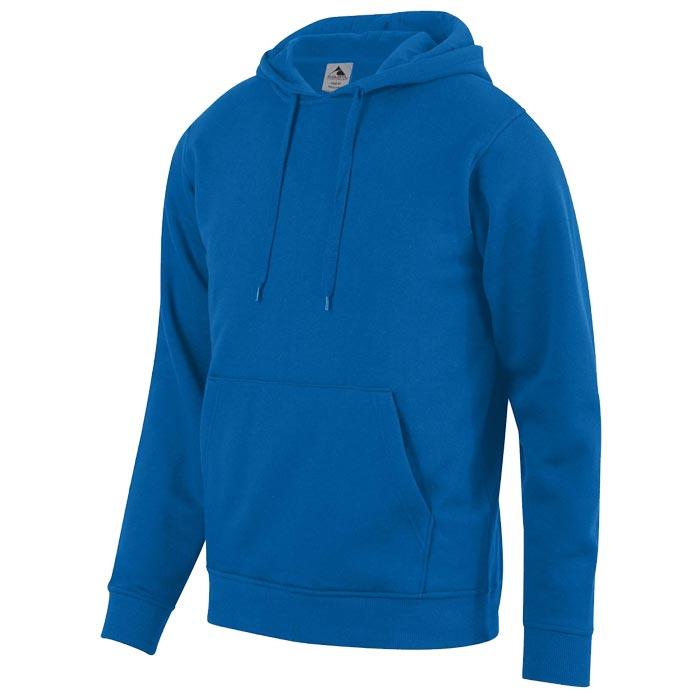 Unity Fleece Hoodie in Royal Blue