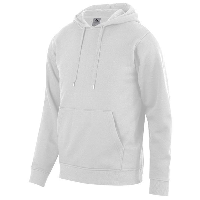 Unity Fleece Hoodie in White