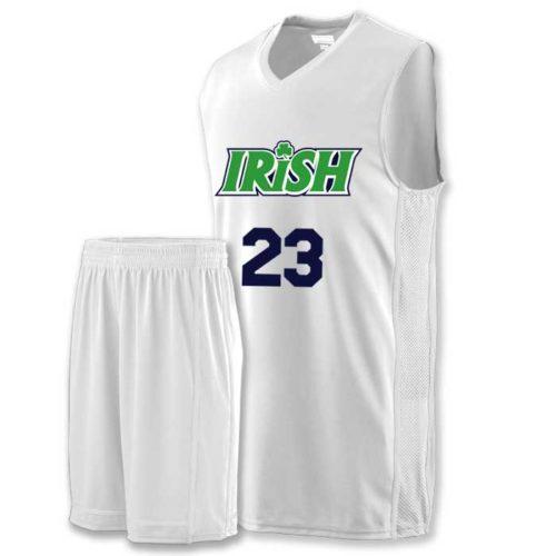 Augusta Winning Streak Basketball Uniform