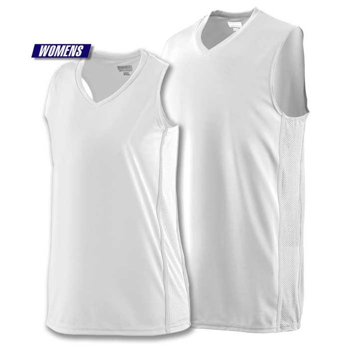 Augusta Sports Girls Sleeveless Winner Jersey Pack of 3