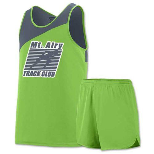 Accelerate Track Uniform