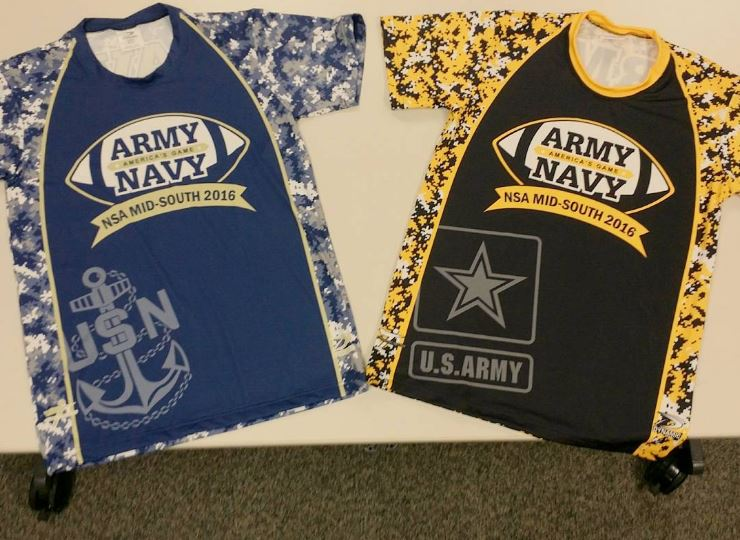 Army-Navy Game Jerseys