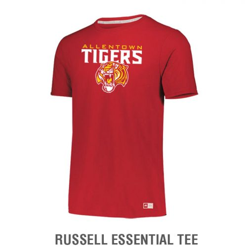 Discounted Basketball Team Pack Add-ons Russell Essential Tee
