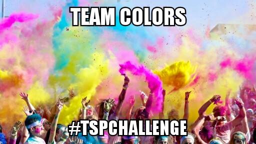 Olympics, Choosing Team Colors, New Uniforms, #TSPchallenge