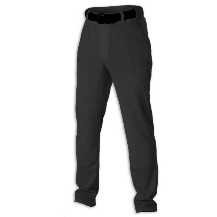 Black Cutter Baseball Uniform Pants