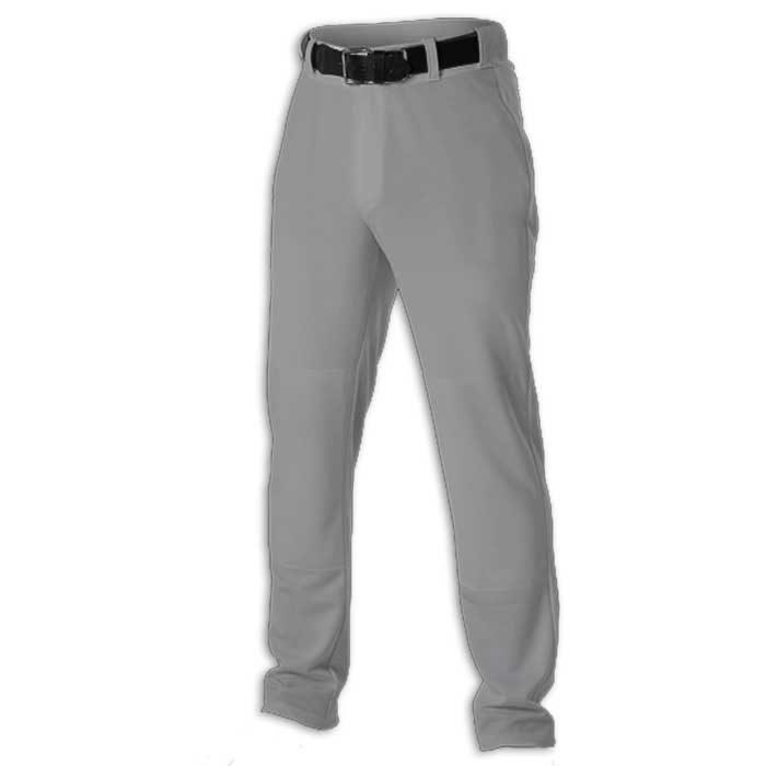 Grey Cutter Baseball Uniform Pants