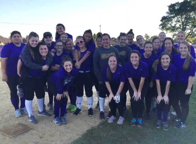 One Family and Strength in Softball's Normalcy