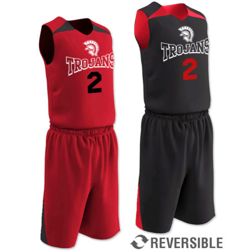 Gravitator 2 Reversible Basketball Uniform