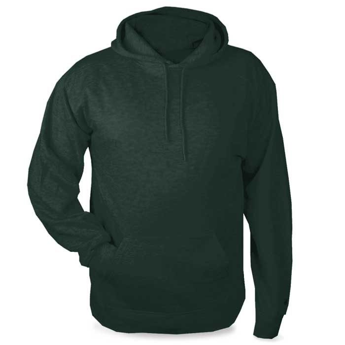 Forest Green Highlight Hoodie with Your Team Logo