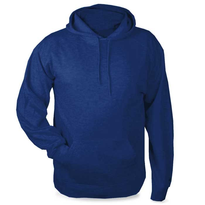 Royal Blue Highlight Hoodie with Your Team Logo