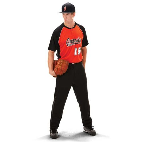 Limit Baseball Uniform Jersey on Model