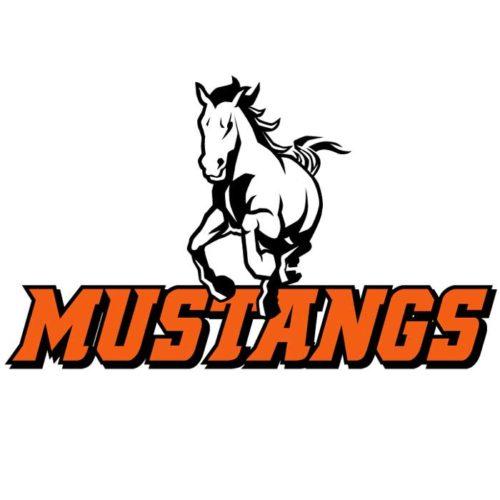 Mustangs Team Emblem