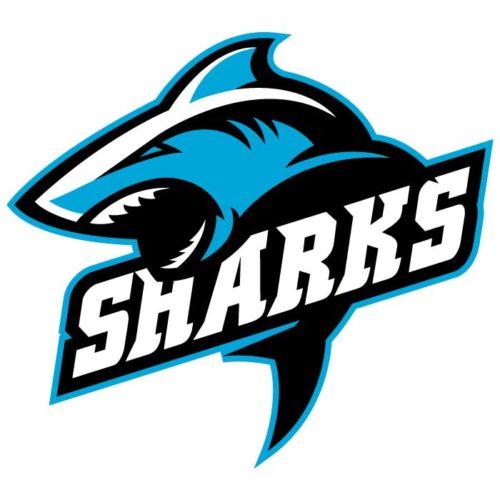 Sharks Team Emblem
