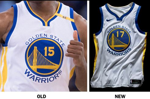 New NBA Unis by Nike
