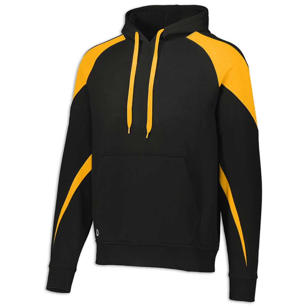 Black and Gold Prospect Hoodie
