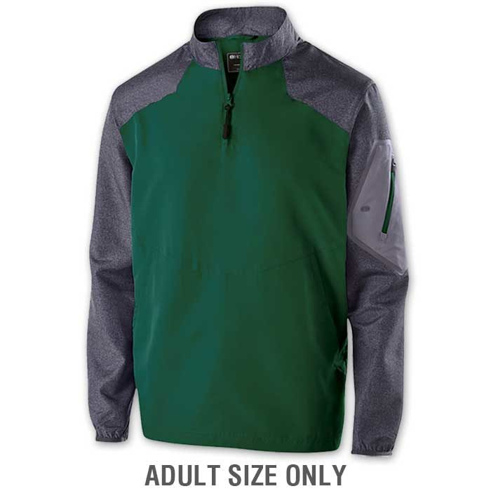 Forest Raider long Sleeve Pullover Batting Jacket