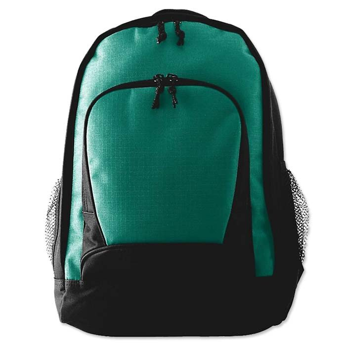 Augusta Ripstop Backpack in Forest Green